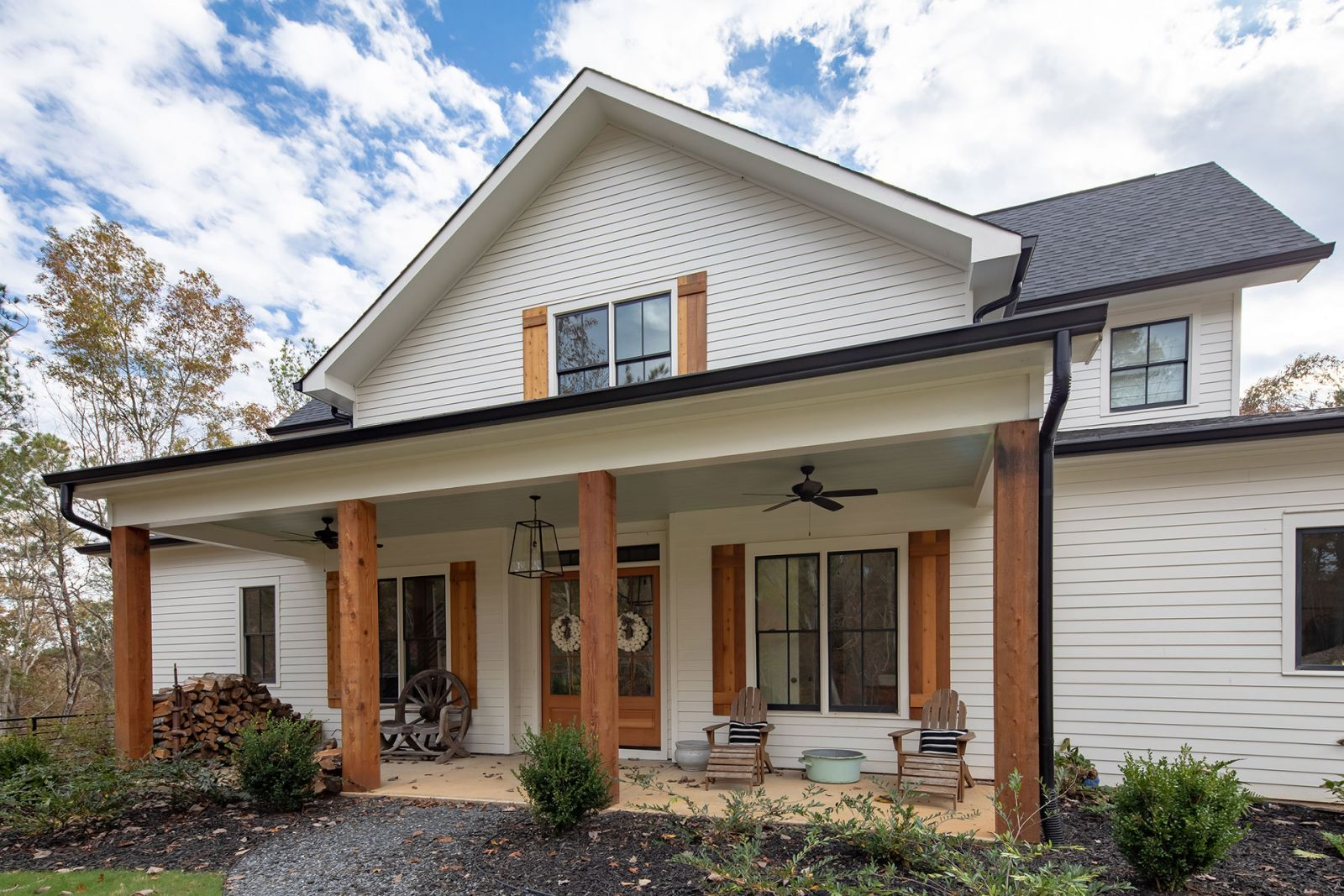 traditional siding trends